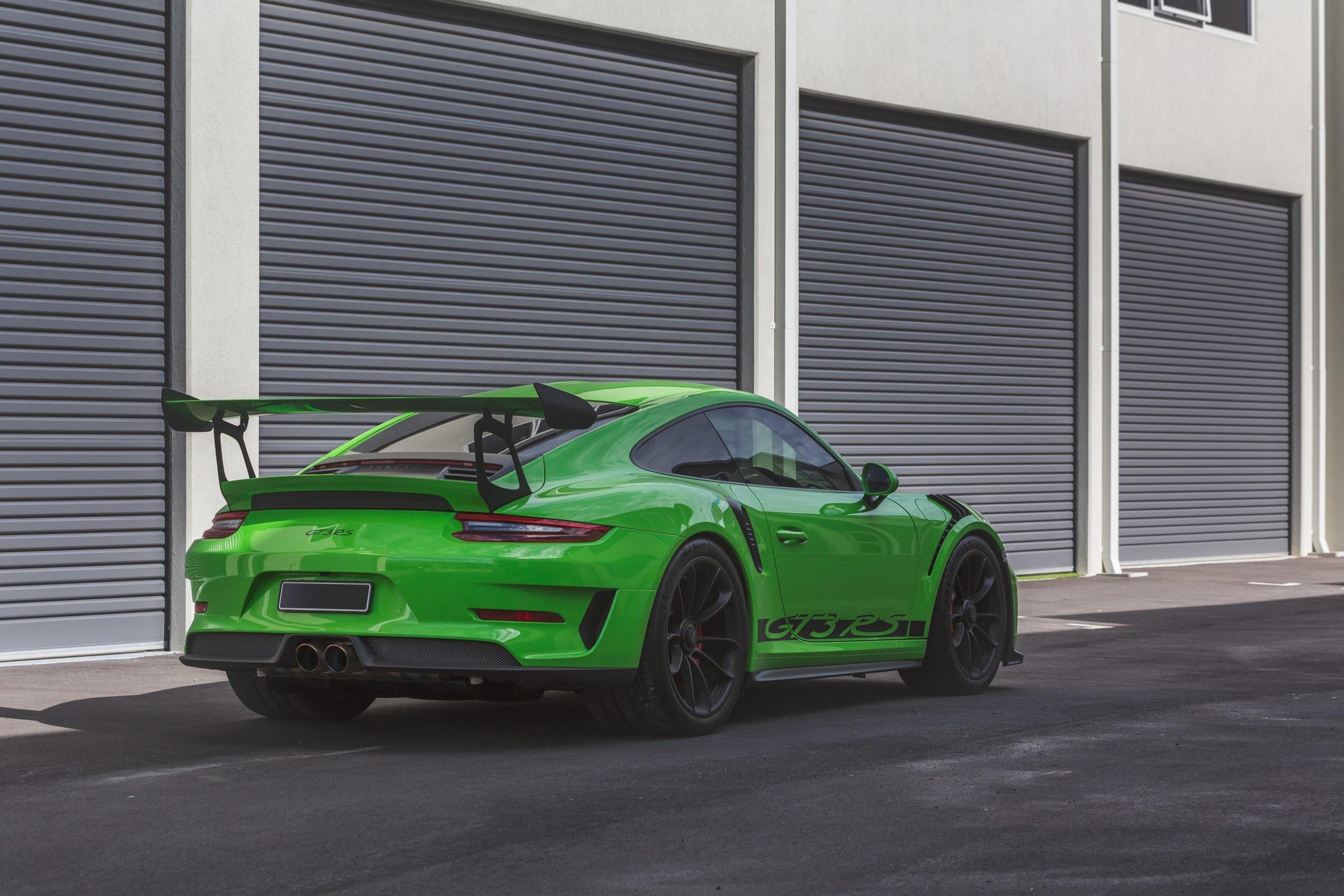 Porsche 991 911 GT3 RS